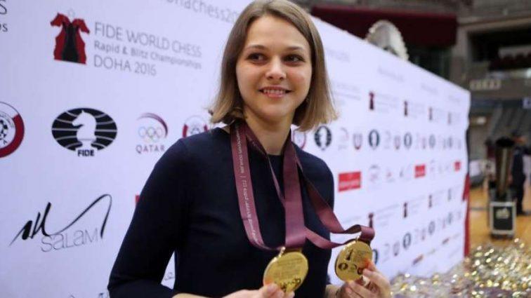 Блистательный результат: Анна Музычук принесла Украине медаль чемпионата Европы