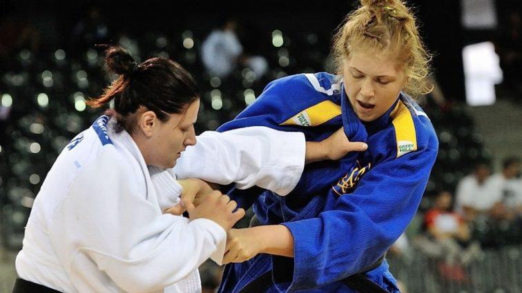 Украина выиграла вторую медаль на ЧЕ по дзюдо