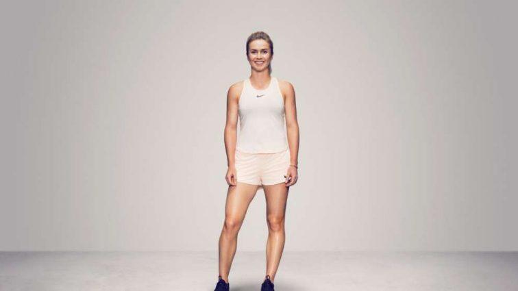 Свитолина в движении: Элина снялась в новой фотосессии для WTA