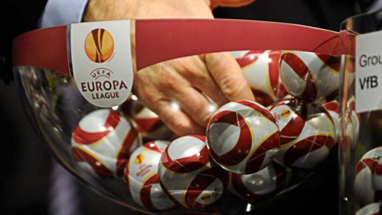 Жеребьевка Лиги Европы: определились пары полуфиналистов