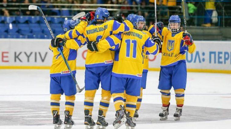 ЧМ-2018: украинские хоккеисты уверенно победили румынов