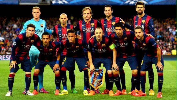Барселона побила невероятный рекорд продолжительностью полвека