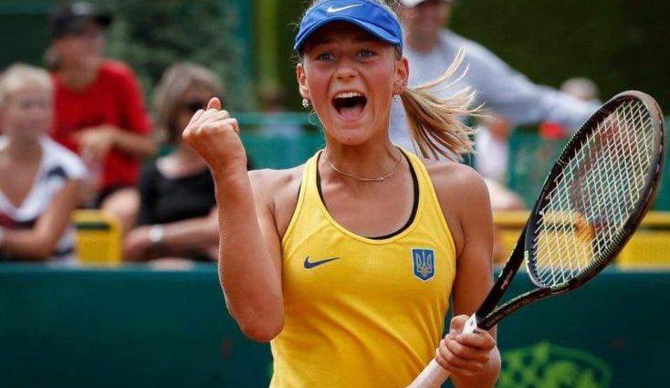Теннисный прорыв: 15-летняя украинка неожиданно обыграла тридцать пятую ракетку мира