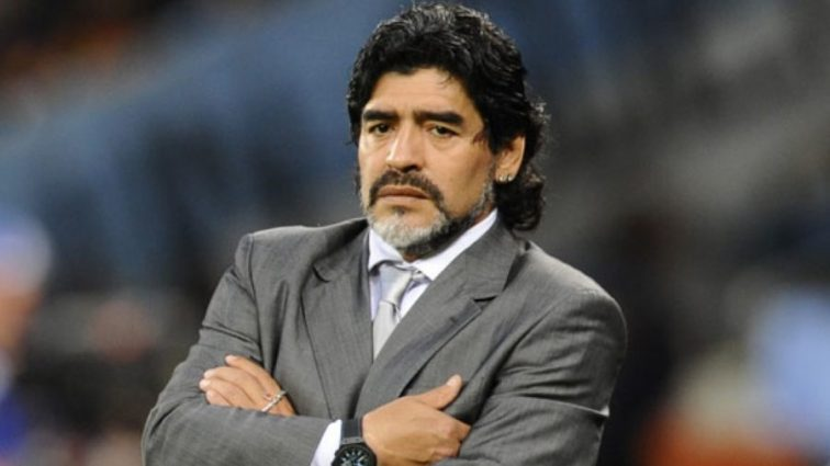 Легендарный Диего Марадона стал безработным: он больше не тренер «Аль-Фуджайра»