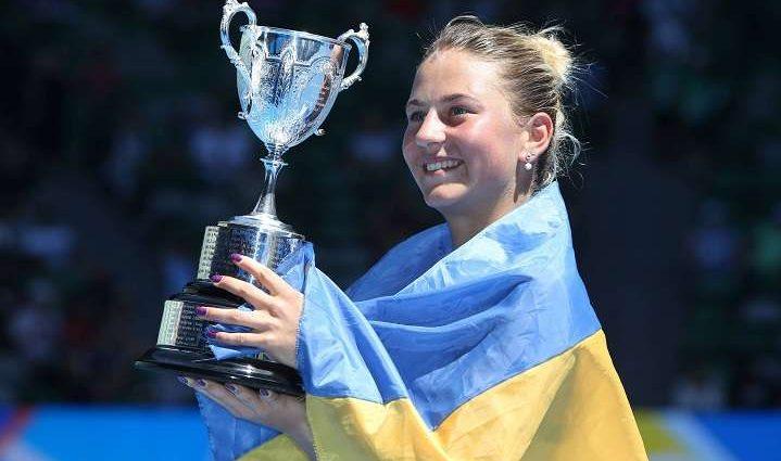 Украинская теннисистка Марта Костюк станет первой ракеткой мира среди юниоров
