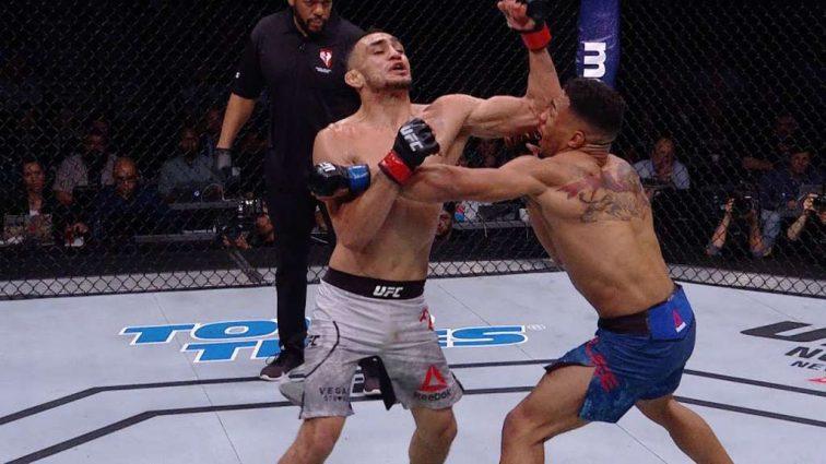 Боец UFC вынужден ходить с вооруженными охранниками