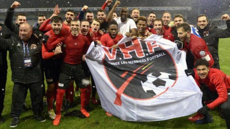 Вышли в финал Кубка Франции: команда из третьего дивизиона творит чудеса