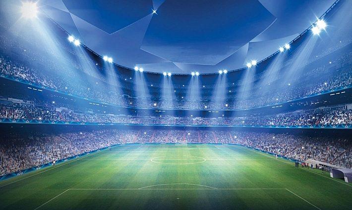 НСК «Олимпийский» готовят к финалу Лиги чемпионов