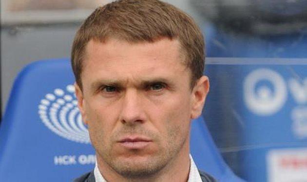 Легендарный динамовец Сергей Ребров в третий раз стал отцом