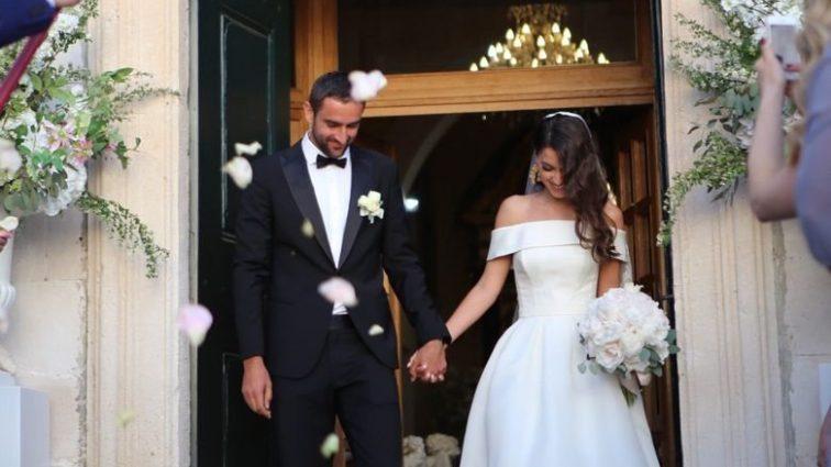 Четвертая ракетка мира среди мужчин женился со своей давней любовью