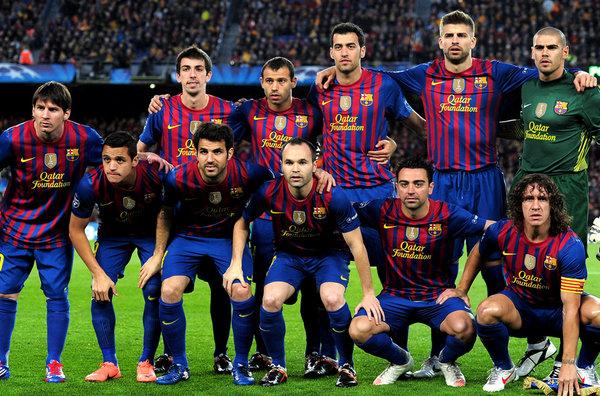 Игроки Барселоны нашли главного виновника поражения от Ромы
