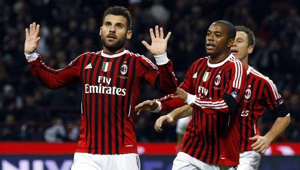 Милану грозит дисквалификация из Лиги Европы