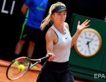 Блестящая игра: Свитолина второй раз подряд выиграла турнир WTA в Риме