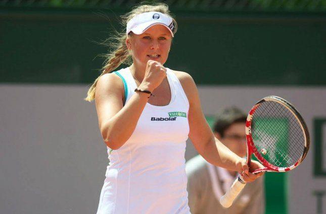 Украинская теннисистка одержала первую победу