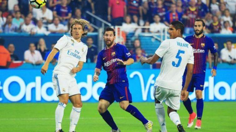 Аргумент в спорах с друзьями: Барселона официально превзошла Реал
