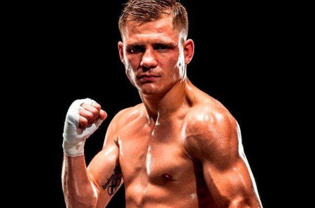 Украинский боксер признался, что совершил кражу