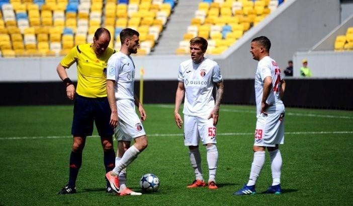 Матч Шахтер — Верес состоится, несмотря на отравление 9 футболистов команды из Ровно