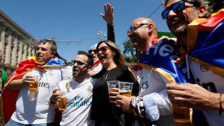 Фанаты «Ливерпуля» признались, что их больше всего поразило в Украине