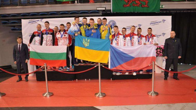 Сборная Украины по тхэквандо привезла домой 80 медалей