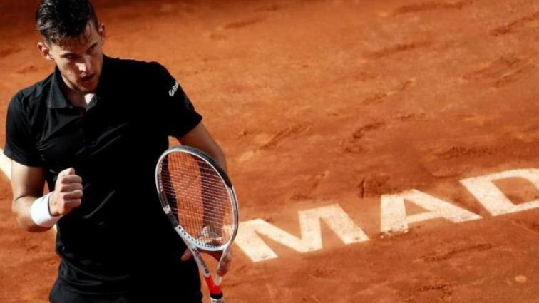 Еще и в Испании: австриец Тим прервал рекордную серию Надаля