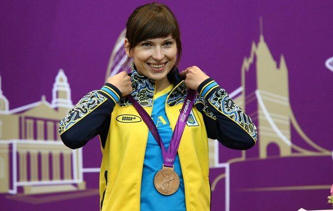Украинская спортсменка сразу выиграла две золотые медали в финале Кубка мира