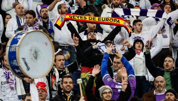 Фанаты «Реала» массово отказываются ехать на ЛЧ в Киев