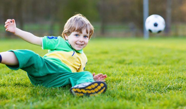 Финал Лиги Чемпионов в Киеве: Как весело провести время с ребенком