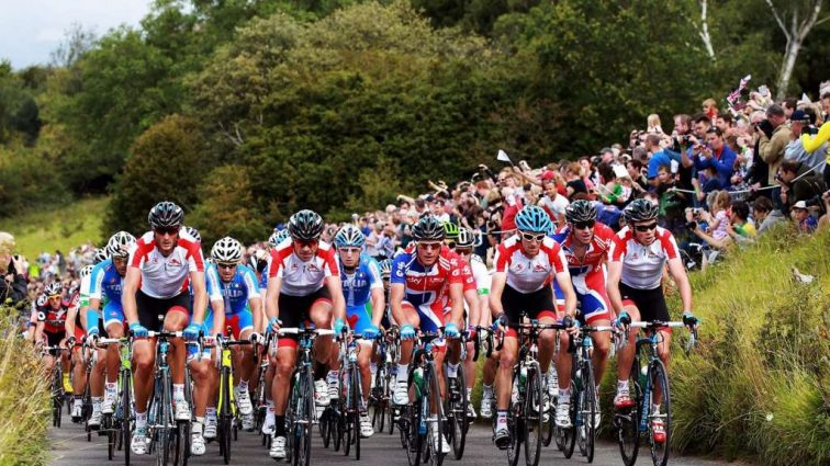 Состоятся соревнования по велосипедному спорту в Киеве: узнайте подробности