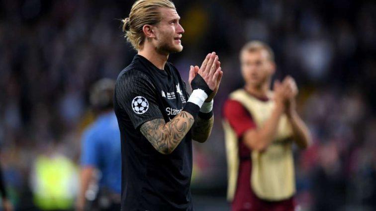 Фанаты угрожают вратарю Ливерпуля расправиться с его семьей