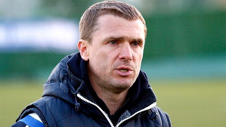 Экс-наставник Динамо Сергей Ребров остро высказался об игре бывшей команды