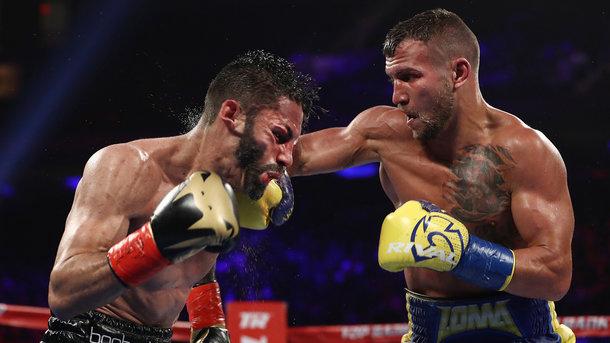«Этот нокдаун мог все переломить…»: российский боксер о победе Ломаченко