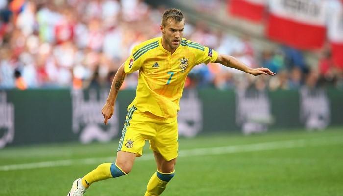 Стало известно, когда Ярмоленко присоединится к сборной Украины