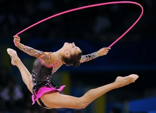 Украинская спортсменка получила пять медалей на XVII Всемирный гимназиаде по художественной гимнастике