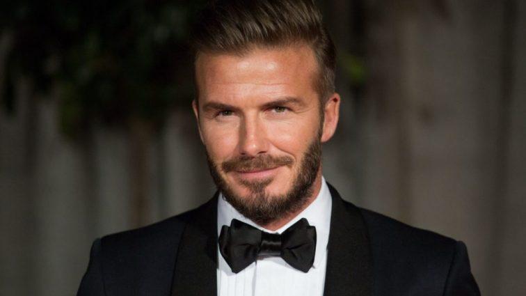 «Может не получить орден британского рыцаря»: Дэвид Бэкхем нажил себе неприятностей на королевской свадьбе