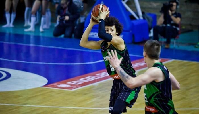 Украинский баскетболист стал чемпионом Словении
