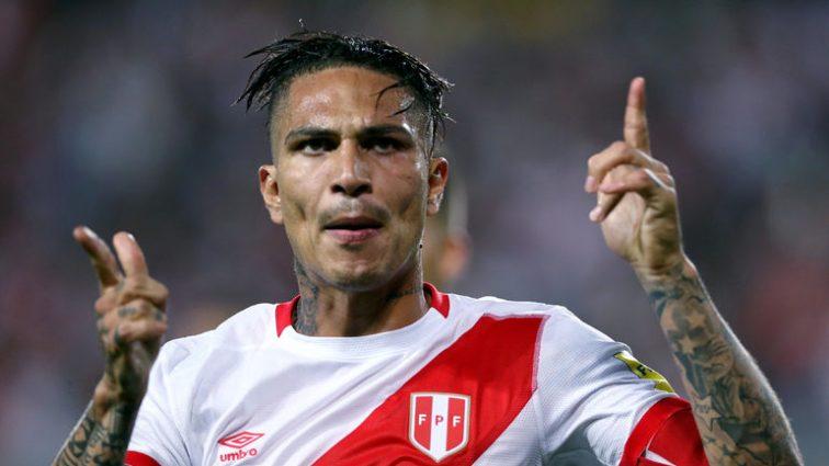 Капитану сборной Перу позволили сыграть на ЧМ после инцидента с наркотиками