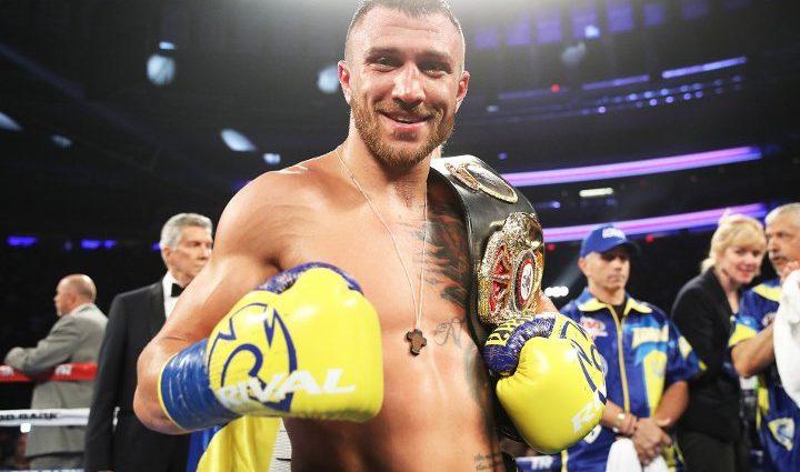 Известный боксер заявил, кто сможет победить Ломаченка