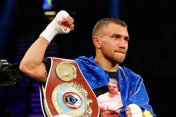 Эта ночь станет легендарной для истории бокса: Василий Ломаченко VS Хорхе Линарес