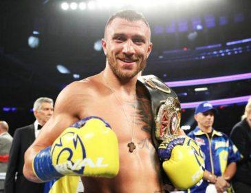 Сразу две звезды бокса готовы остановить Ломаченко