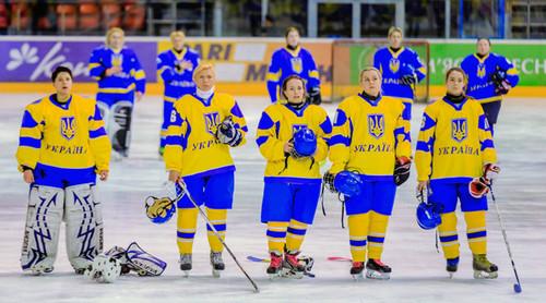 В Украине появилась национальная женская сборная по хоккею