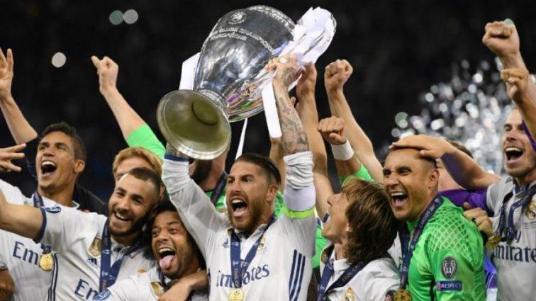 Президент Наполи предлагает отменить Лигу чемпионов