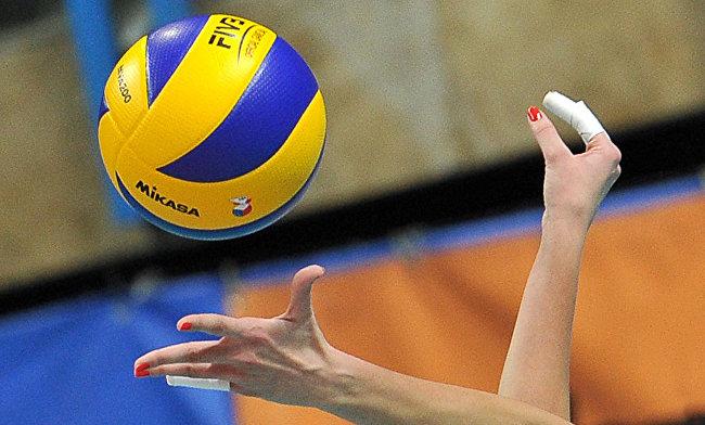 Волейбольная женская команда «Полесье» попала в Высшую лигу