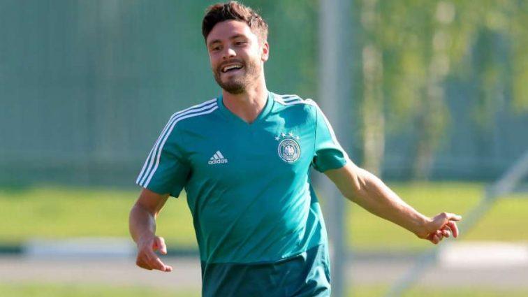 Сборная Германии потеряла игрока перед матчем с Мексикой