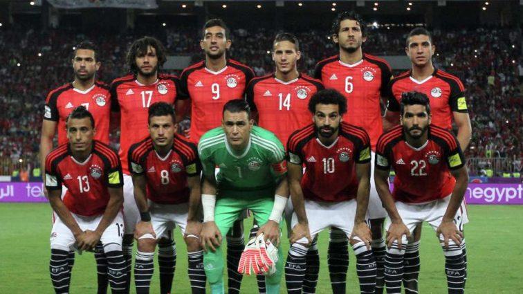 ЧМ-2018: сборная Египта определилась с составом команды
