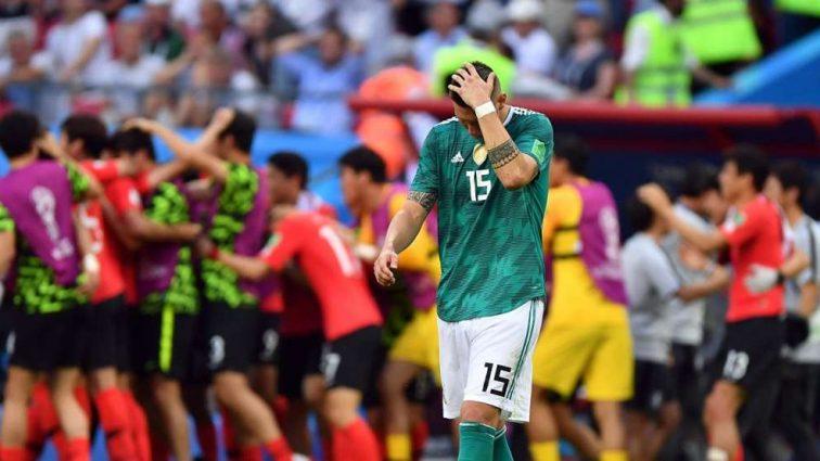 «Четыре года назад мы были на вершине мира — теперь мы на дне»: Игрок сборной Германии сделал громкое заявление