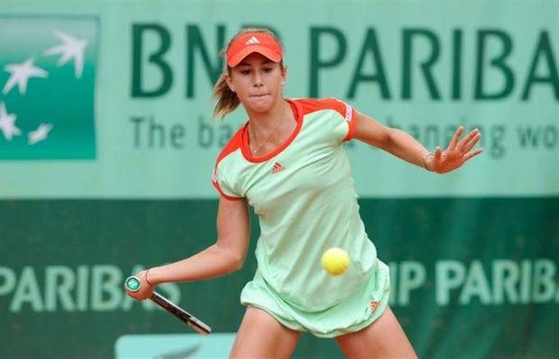 Украинская теннисистка стартовала с победы на турнире в Венгрии
