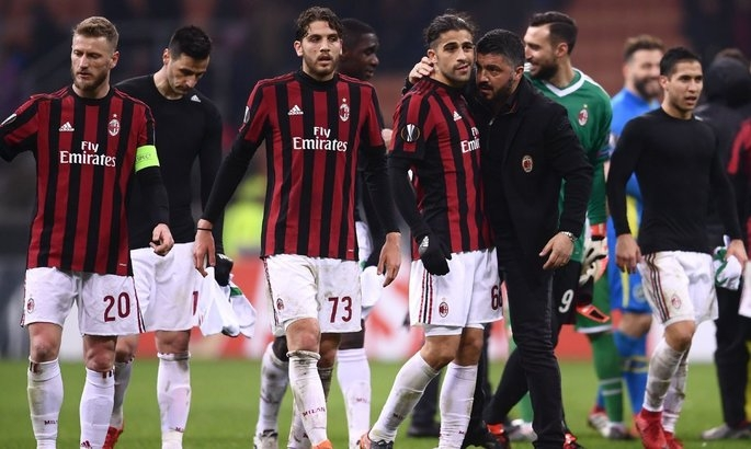 «Это должно было произойти» Милан отстранили на 2 года от участия в еврокубках