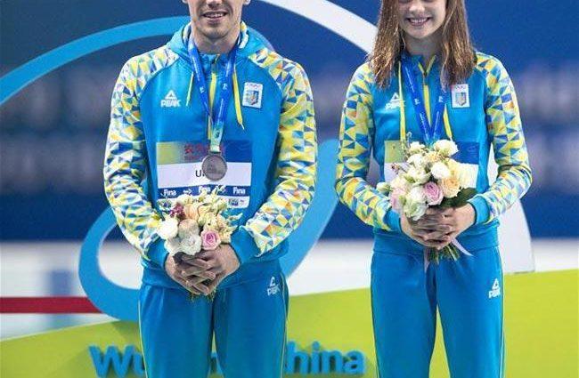 Украинцы завоевали серебро этапа Кубка мира в Китае