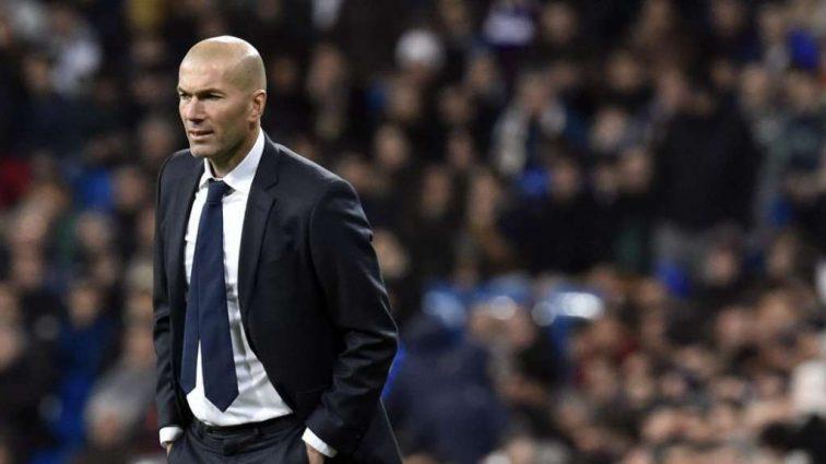 Какую команду желает возглавить Зидан после Реала