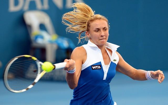 «Вторая ракетка» Украины Леся Цуренко победила во втором теннисном турнире Roland Garros-2018